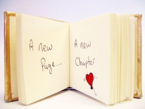 turn a new page